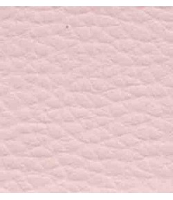 SIMILI CUIR  ROSE PALE - 50 X 70 CM