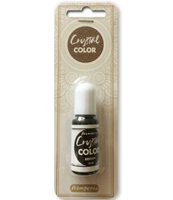 CRYSTAL COLOR MARRON 10 ML - KACY12
