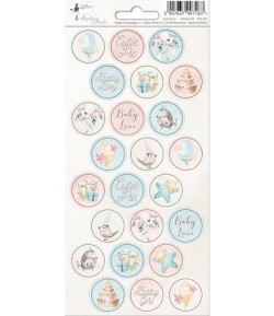 STICKERS CUTE & CO  - PIATEK
