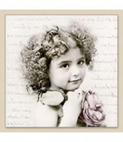 SERVIETTE FRENCH GIRL