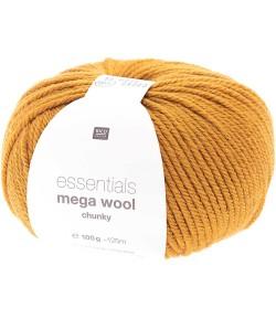 LAINE MEGA WOOL CHUNKY SAFRAN (021)