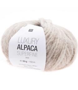 LAINE ALPACA SUPERFINE ECRU (002)