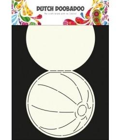 GABARIT BALLON CARD - DUTCH DOOBADOO (600)
