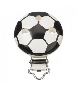 ATTACHE TETINE BOIS BALLON DE FOOT