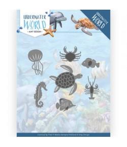 DIES OCEAN ANIMALS - ADD10212