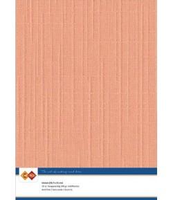 10 FEUILLES A4 21 X 29.7 CM - 240GR - ORANGE CLAIR