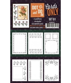 6 CARTES DOT AND DO SET01