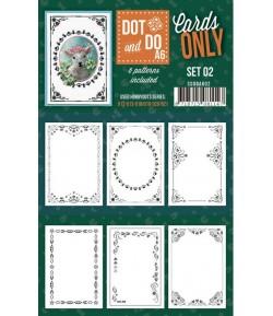 6 CARTES DOT AND DO SET02