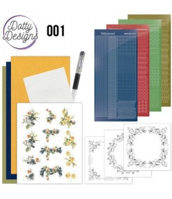 KIT 3D DOT AND DO - FLEURS - SPECIAL 1
