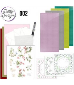 KIT 3D DOT AND DO - FLEURS - SPECIAL 2