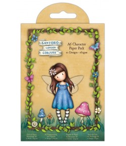 KIT GORJUSS PACK A6 - FAERIE FOLK