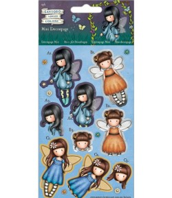 MINI KIT 3D GORJUSS FAERIE FOLK 132