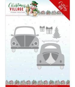 DIES CHRISTMAS VILLAGE -  YCD10207