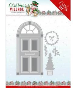 DIES CHRISTMAS VILLAGE -  YCD10210