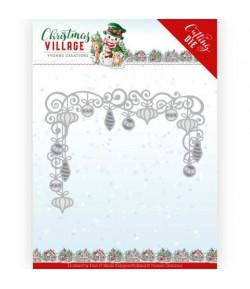 DIE CHRISTMAS VILLAGE -  YCD10211