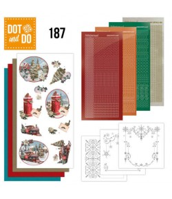 KIT 3D DOT NOSTALGIC CHRISTMAS - 187