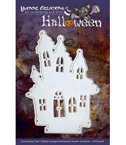 DIE HALLOWEEN - HAUNTED HOUSE - YCD10008