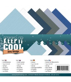 24 CARTES 13.5X27 KEEP IT COOL