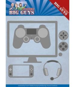 DIES BIG GUYS - IT'S GAME TIME - YCD10205