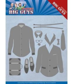 DIES PARTY BIG GUYS - WORKERS - YCD10204