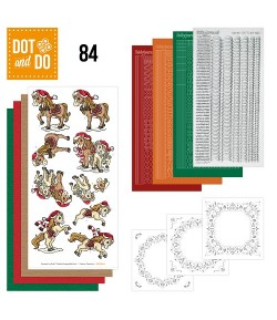 KIT 3D DOT CHRISTMAS - 084