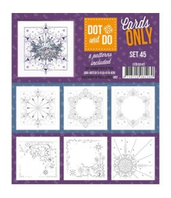 9 CARTES DOT AND DO SET045
