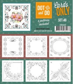 9 CARTES DOT AND DO SET046