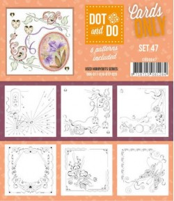 6 CARTES DOT AND DO SET047