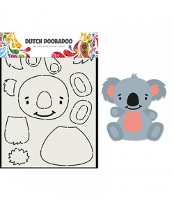 GABARIT KOALA - DUTCH DOOBADOO (837)