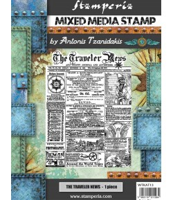 TAMPONS HD MIXED MEDIA SIR VAGABOND THE TRAVELER NEWS WTKAT13