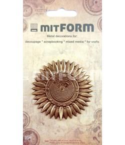 PIECE EN MÉTAL - FLOWERS 3 - MITFORM 060