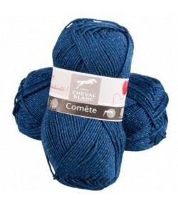 LAINE COMETE BLEU ROY (066)