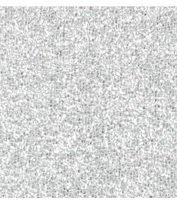 SIMILI CUIR  PAILLETTES ARGENT - 50 X 68 CM