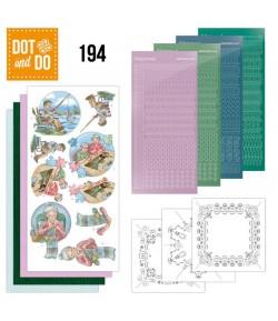 KIT 3D DOT LOISIRS - DODO194