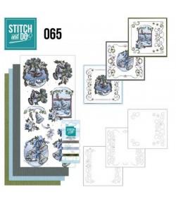 KIT 3D A BRODER CHRISTMAS - STDO065