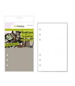 PAGES PLANNER - A5 12 X 20.5 CM - GRIS X 12