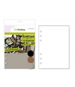 PAGES PLANNER - A5 14.5 X 20.5 CM - NOIR/KRAFT/ GRIS X 12