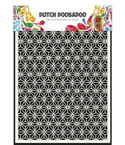 POCHOIR ART STAR - DUTCH DOOBADOO