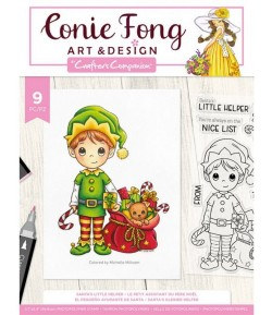 TAMPONS SANTA'S LITTLE HELPER - CONIE FONG