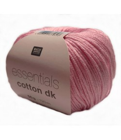 ESSENTIALS COTTON DK ROSE  N°01