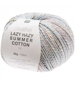 LAZY HAZY SUMMER COTTON PATINE N°014