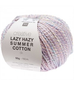 LAZY HAZY SUMMER COTTON LILAS N°012