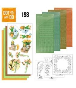 KIT 3D DOT PRINTEMPS - DODO198