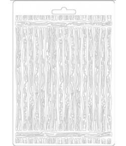 MOULE PVC FLEXIBLE AMAZONIA BOIS - K3PTA575