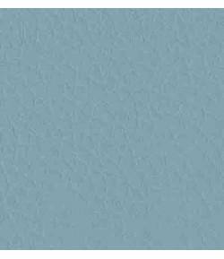 SIMILI CUIR BLEU GLACE - 50 X 70 CM