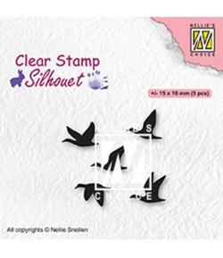 TAMPONS FLYING BIRD - SIL081