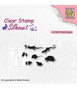 TAMPONS SMALL ANIMALS - SIL083