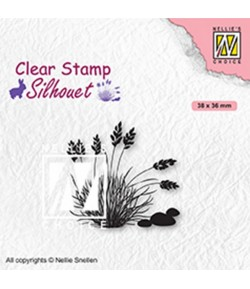 TAMPONS BLOOMING GRASS 4 - SIL085