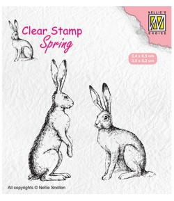 TAMPONS TWO HARES - SPCS014