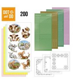 KIT 3D DOT ENJOY SPRING DODO200